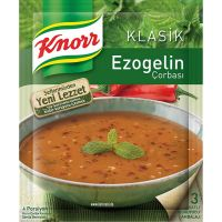 Ezogelin Corbasi - Rote Linsensuppe 65g Knorr
