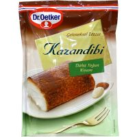 Kazandibi - Karamellisierter Türkischer Pudding 165g...