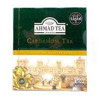 Ahmad Tea Cardamom - Schwarzer Tee Teebeutel 100er 200g