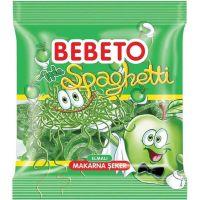 Bebeto Spaghetti Apple Soft Candy - Yumusak Seker 80g