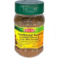 Grill / Mangal Baharati - BBQ Würzsalz Gülcan 150g