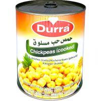 Nohut - gekochte Kichererbsen 850g Durra